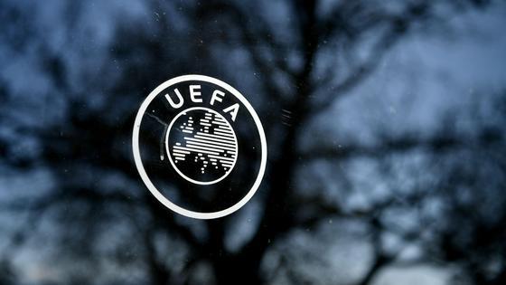 Лого УЕФА