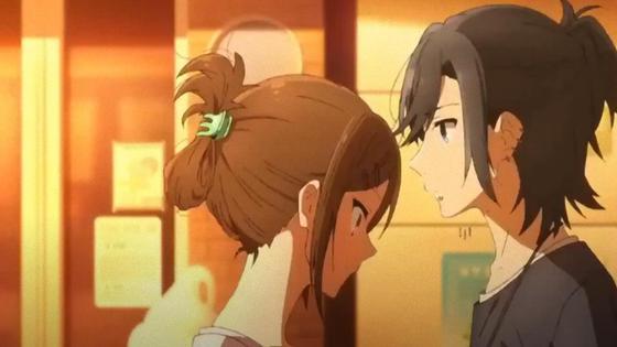 Кадр из аниме «Хоримия»
