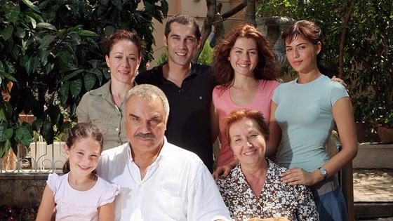 Турецкий сериал «Листопад»: актеры