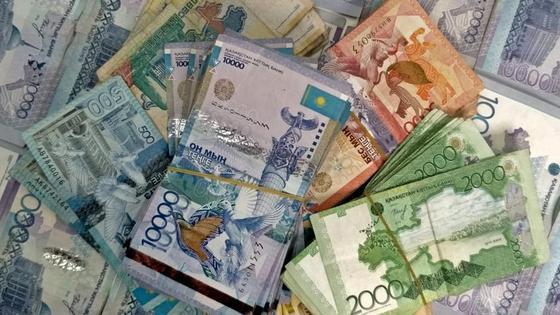 Деньги (тенге)