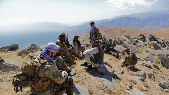 Фронт национального сопротивления Афганистана