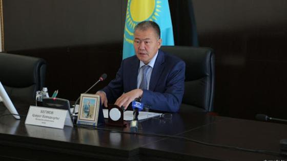 Қайрат Бегімов1
