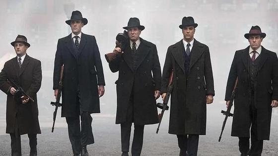 Фильмы про гангстеров на реальных событиях