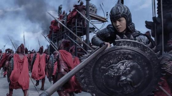 Исторические фильмы-боевики азиатские