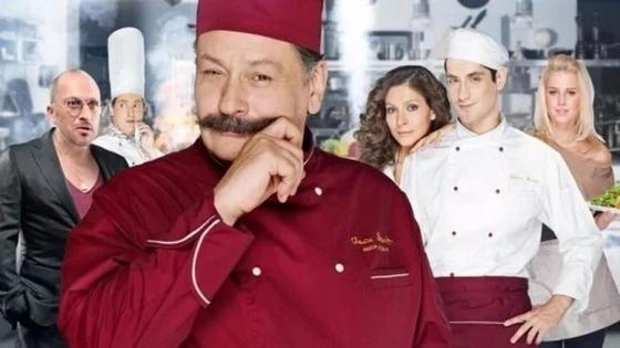 Сериал «Кухня»