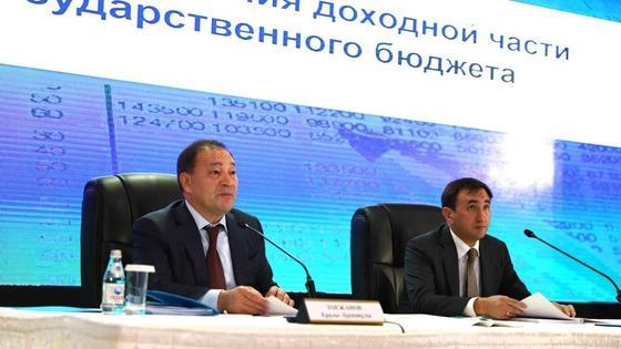 Ералы Тугжанов и Данияр Жаналинов