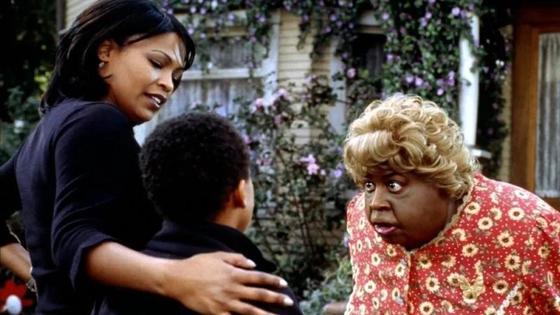 кадр из фильма «Дом большой мамочки»